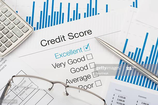 Why the Credit Bureau entry is not the opposite?